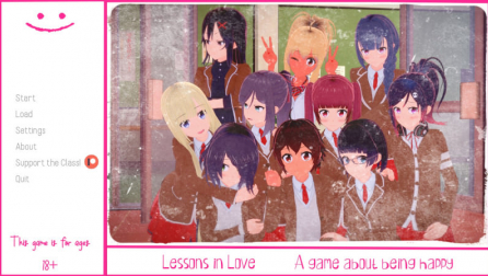 Lessons in Love 0.10.0PC Game Walkthrough Download for Mac