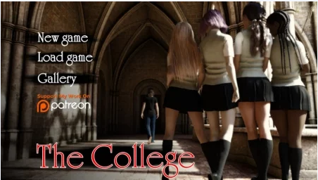 The College 0.9.1PC Game Walkthrough Download for Mac