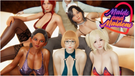 Maids and Maidens 0.2 PC Game Walkthrough Download for Mac