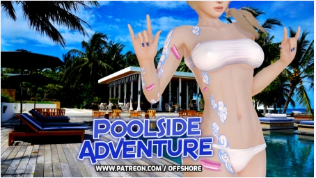 Poolside Adventure Remake 0.5 PC Game Download for Mac