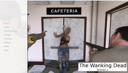 The Wanking Dead PC Game Walkthrough Download for Mac
