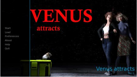 Venus Attracts 0.7.1 PC Game Walkthrough Download for Mac