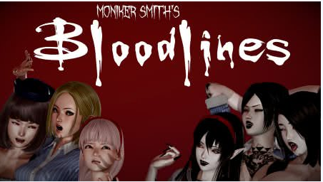 Moniker Smith's Bloodlines 0.011 PC Game Download for Mac