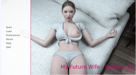 My Future Wife PC Game Walkthrough Download for Mac