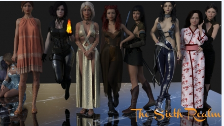 The Sixth Realm PC Game Walkthrough Download for Mac