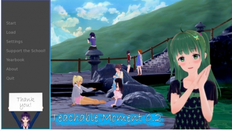 Teachable Moment 0.3 PC Game Walkthrough Download for Mac