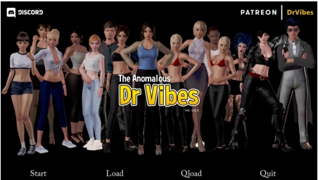 The Anomalous Dr Vibes 0.9.0PC Game Walkthrough Download for Mac