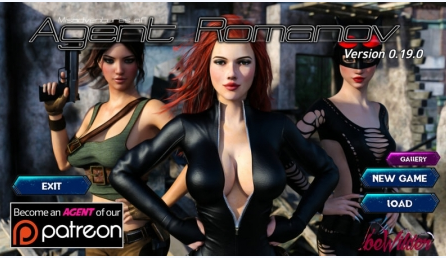 Misadventures of Agent Romanov 0.19 PC Game Download for Mac