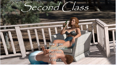 Second Class 0.66PC Game Walkthrough Download for Mac