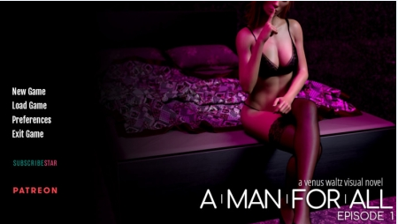 A Man for All 1.0 PC Game Walkthrough Download for Mac