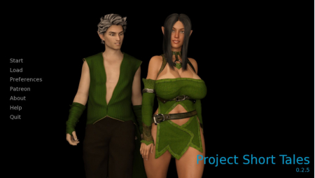 Project Short Tales 0.3.5 PC Game Walkthrough Download for Mac