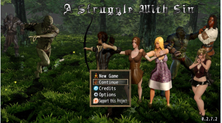 A Struggle With Sin 0.3.2.5 PC Game Walkthrough Download for Mac