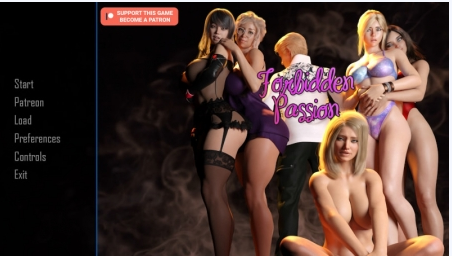 Forbidden Passion 0.2PC Game Walkthrough Download for Mac