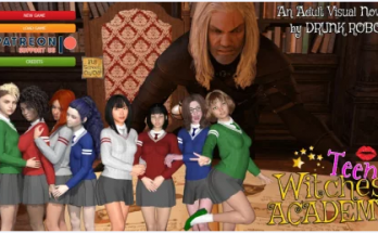 Teen Witches Academy 0.19.6 PC Game Download for Mac
