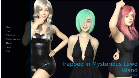 Trapped in Mysterious Lewd Island 0.1 PC Game Download