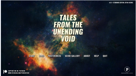 Tales From The Unending Void 0.6PC Game Download for Mac