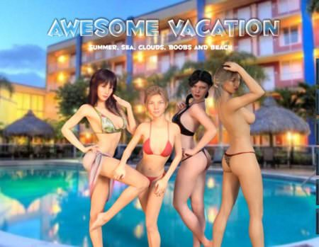 Awesome Vacation 0.7.1 PC Game Walkthrough Download for Mac