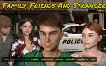 Family, Friends and Strangers PC Game Walkthrough Download for Mac