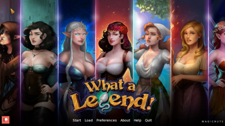What a Legend! 0.3.01 PC Game Walkthrough Download for Mac