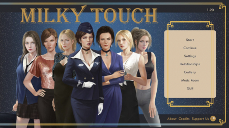 Milky Touch PC Game Walkthrough Download for Mac