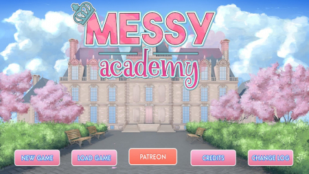 Messy Academy 0.15 PC Game Walkthrough Download for Mac