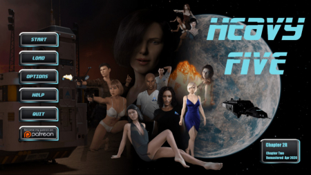 Heavy Five PC Game Walkthrough Download for Mac