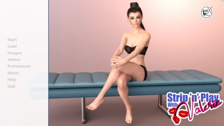 Strip n Play with Valerie 1.0PC Game Walkthrough Download for Mac