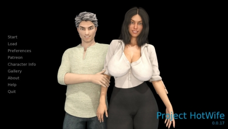 Project Hot Wife 0.0.19PC Game Walkthrough Download for Mac