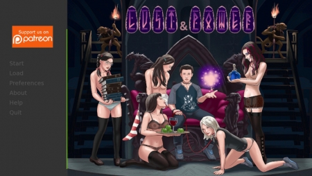 Lust and Power 0.34PC Game Walkthrough Download for Mac