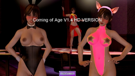 Coming of Age 1.5.1PC Game Walkthrough Download for Mac