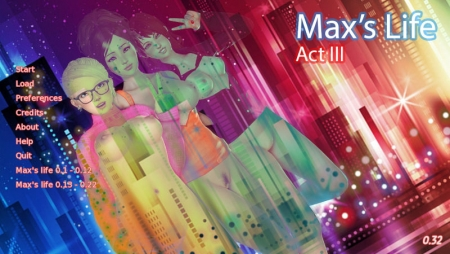 Max's life 0.33 PC Game Walkthrough Download for Mac