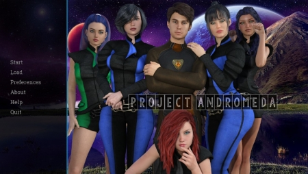 Project Andromeda 0.3.0 PC Game Walkthrough Download for Mac