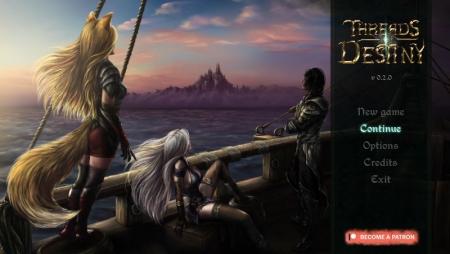 Threads of Destiny 0.2.3 PC Game Walkthrough Download for Mac