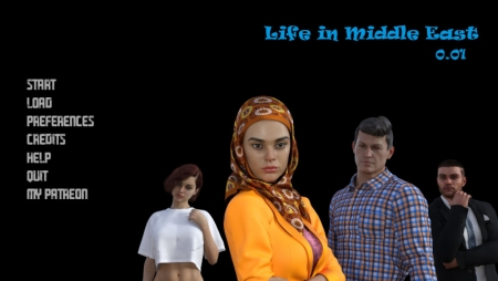Life in Middle East 0.4PC Game Walkthrough Download for Mac