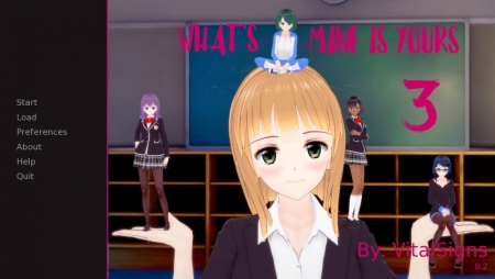 What's Mine Is Yours 0.2 PC Game Walkthrough Download for Mac