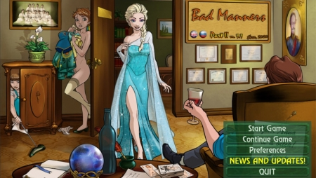 Bad Manners 1.10 PC Game Walkthrough Download for Mac