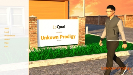 Unknown Prodigy 0.1 PC Game Walkthrough Download for Mac