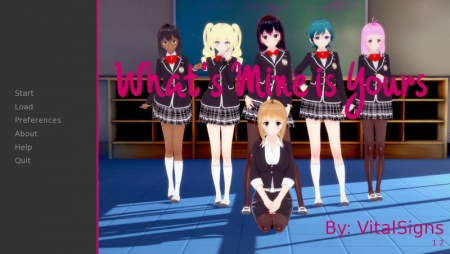 What's Mine Is Yours 1.2PC Game Walkthrough Download for Mac