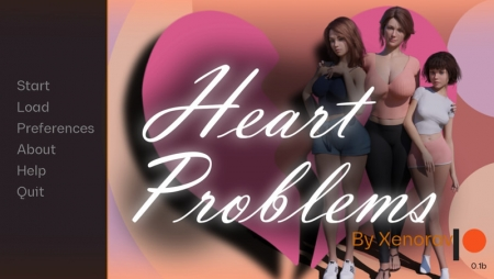Heart Problems 0.1.5b PC Game Walkthrough Download for Mac