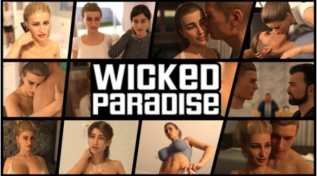 Wicked Paradise 0.8.1 PC Game Walkthrough Download for Mac