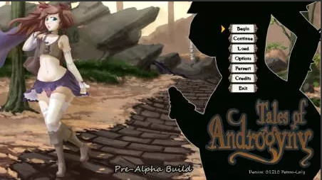 Tales Of Androgyny 0.2.21.2 PC Game Download for Mac