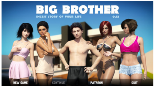 Big Brother 0.13.0.007 Full Game Walkthrough Game Download for PC