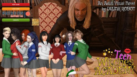 Teen Witches Academy 0.19.6 Full Game Walkthrough Download for PC